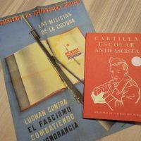 """[Espanha] Lançamento: """"Cartilha escolar antifascista"""""""