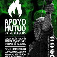 [Chile] Apoio Mútuo Entre Povos | Chamado Internacional