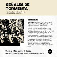 [Espanha] 28 de maio. Sinais de tempestade... Uma viagem, livro por livro, pelo anarquismo alemão