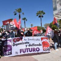 [Espanha] A CGT exige uma distribuição mais justa da riqueza que permita que todas as pessoas ganhem a vida
