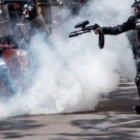 [Colômbia] Brutalidade Policial