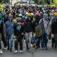 [Espanha] A Colômbia desperta e o Leviatã se retorce