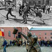 [Suécia] Muito além da foto: Danuta Danielsson, a mulher que deu bolsada em um neonazista