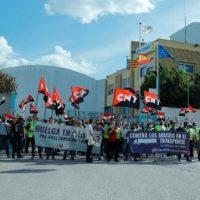 [Espanha] Mais de 70% de adesão na greve do Grupo Alonso