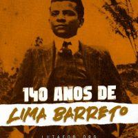 Memória | Lima Barreto: 140 anos de um intelectual do povo negro e trabalhador