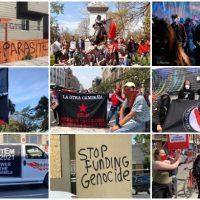 [EUA] Grupos anarquistas e autônomos tomam às ruas | Realização de eventos públicos no May Day de 2021
