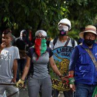 Racismo e classismo, uma ferida que sangra nos protestos na Colômbia