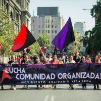[Chile] O Movimento Solidário Vida Digna relata sua experiência de organização e luta