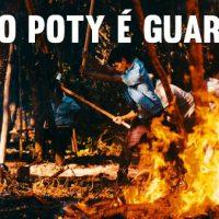 Vídeo | Pindo Poty é Guarani!