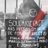 [Chile] Os mais de 40 dias de greve de fome dxs presxs anarquistas e subversivxs em Santiago