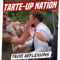 [França] Tapa na cara do Macron | Três reflexões