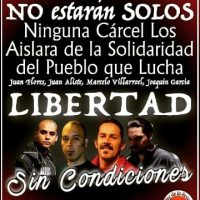 [Chile] Urgente   Transferência de presos subversivos e anarquistas para a prisão/empresa de Rancagua