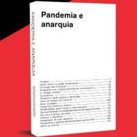 """Lançamento: """"Pandemia e anarquia"""""""
