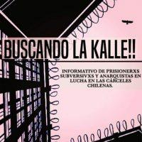 [Chile] Deste espaço amplificamos as vozes aprisionadas de nossxs camaradas sequestradxs nas prisões do estado