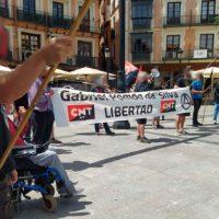 [Espanha] Avaliação destes 15 dias de campanha pela liberdade de Gabriel Pombo da Silva
