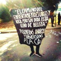 [Chile] Novo informe sobre a greve de fome dos presos transferidos para o cárcere chileno de Rancagua