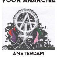 [Holanda] Amsterdam, 12 de junho: Manifestação pela Anarquia