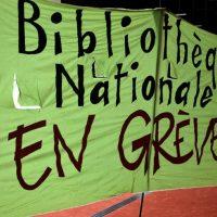 [França] BNF: sonhos de concreto e salários de papelão
