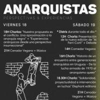 [Espanha] Barcelona: Jornadas - Perspectivas e experiências de Lutas Anarquistas