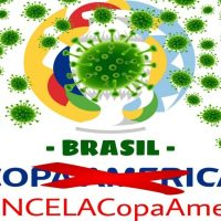 Não queremos Copa América! Queremos Vacina para o Brasil!