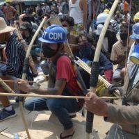 A revolta popular contra a junta militar de Myanmar pode ser vitoriosa