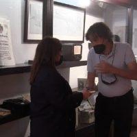 [Espanha] Doam ao Museu o livro 'El Anarquismo en Chiclana. Diego Rodríguez Barbosa'