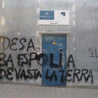 [Espanha] Ações em Barcelona de 14 a 20 de junho contra a devastação da terra e o aumento da luz