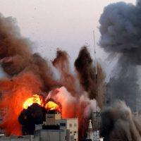 [Espanha] Limpeza étnica em Sheikh Jarrah e bombardeio israelita sobre Gaza