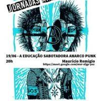 Jornadas Anarco Punk on-line