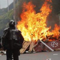 30 dias de luta na região colombiana