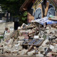 [Itália] Desocupação e demolição do CSOA Molino em Lugano