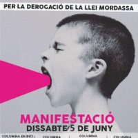 [Espanha] 5-J: Manifestação em Valência pela Revogação da Lei Mordaça