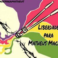 [São Paulo-SP] Liberdade para Matheus Machado