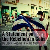 [EUA] Considerações sobre a rebelião em Cuba