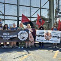 [Irlanda do Norte] Protesto na prisão: a discriminação tem que acabar