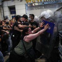 [Turquia] Repressão a manifestação feminista
