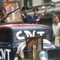 20 fotografias coloridas da Segunda República e da Guerra Civil na Espanha