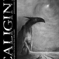 """[Itália] O número 2 da revista """"Caligine"""" já saiu"""