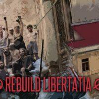 [Grécia] Tessalônica: Ajude a reconstruir a okupa Libertatia