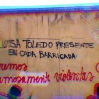 [Chile] Palavras do companheiro anarquista Francisco Solar em memória de Luisa Toledo Sepúlveda