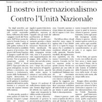 [Itália] A edição número 6 do jornal anarquista Vetriolo saiu