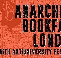 [Reino Unido] Feira do Livro Anarquista em Londres