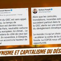 [França] Cinismo e Capitalismo de Desastres