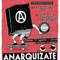 [Chile] Debates: Anarquismo Hoje e Anarco-Feminismo