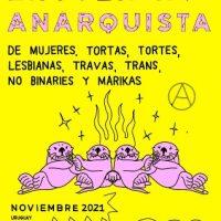 [Uruguai] Encontro Anarquista de mulheres, tortas, tortes, lésbicas, travas, trans, não-binárias e marikas   Novembro 2021