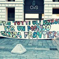 [Itália] Por uma campanha antimilitarista. Fora com as tropas italianas da África! Não ao militarismo, não à guerra!