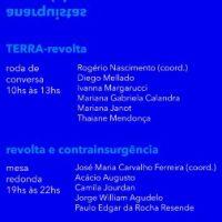 Encontro virtual   Anarquistas na América do Sul: TERRA-revolta, 25 de agosto