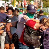 A esquerda em face dos protestos em Cuba