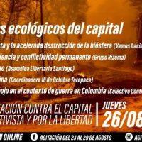 [Chile] Fórum online   Os limites ecológicos do capital