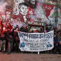 [Alemanha] Berlim: Defenda Køpi-Wagenplatz